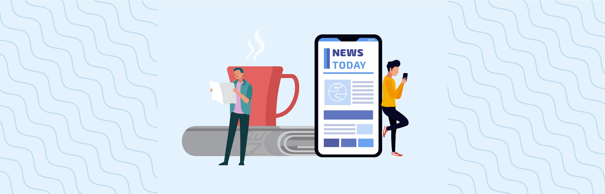 banner How PWA is revolutionizing the News Industry